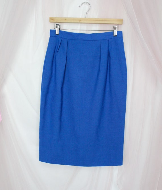 Vintage 90's Pencil Skirt - image 3