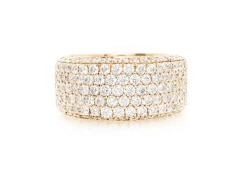 SOLEY DIAMOND RING