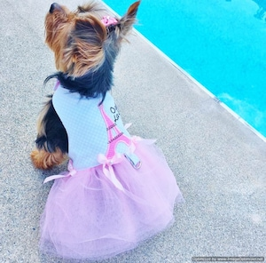 Bella & Friends La Parisienne Pink Couture Tutu Dress