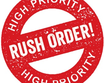 RUSH My ORDER Now I need it Fast | USPS Priority Shipping 1-3 business Days | Usps Priority Express Shipping 1-2 Days | Fast Pet Dog Gifts