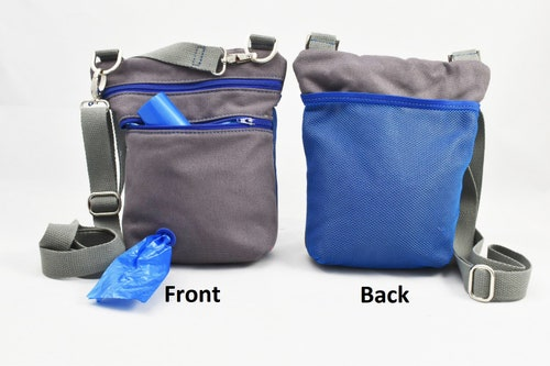 The Dog Walker TREAT POUCH with Built-in Bag DISPENSER
