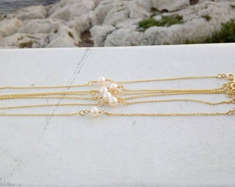 Pearl Bracelet 14k Gold Filled