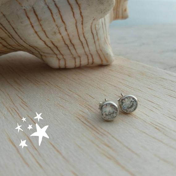 Cubic Zirconia stud earrings, solitaire diamond earrings, dainty earrings, anniversary gift, wedding earrings, bridal set, sterling silver