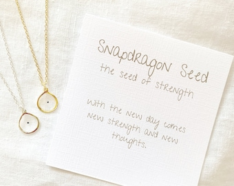 BRAND NEW IN BAG GOLD COLOURED FRIENDSHIP GIFT STRENGTH AND POWER NECKLACE CHAIN