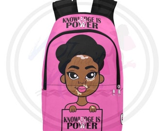 670abc6017 Cultured Kidz Kasey Backpack. Custom Backpacks. Girl Backpacks. Exclusive  Backpacks. School Supplies. Custom Backpack. Diversity Matters!