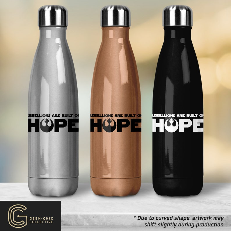 Star Wars-inspired Peristyle Water Bottle image 0
