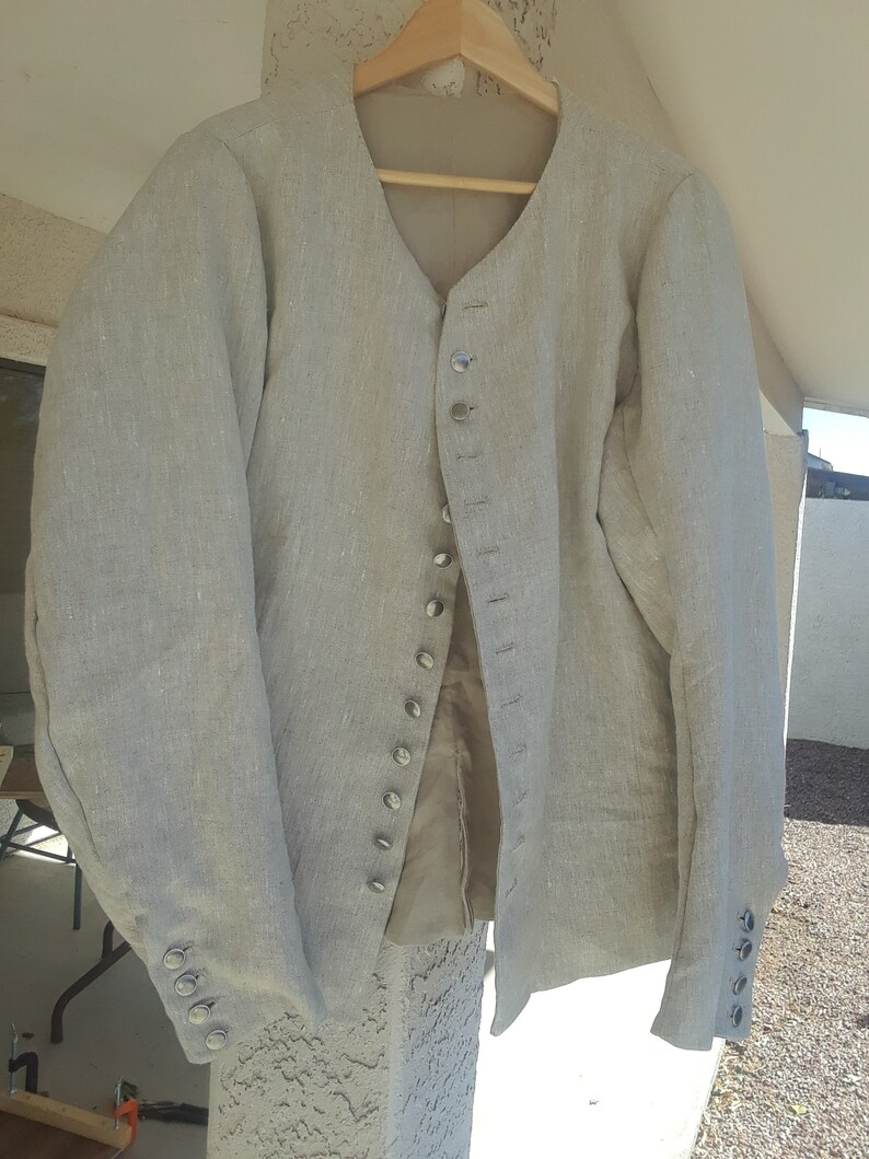 d371759b sz 46 - Early Buccaneer/pirate jacket