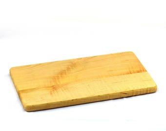 15 x 8 MAPLE Cutting Board-Reversible-Serving Board-Plain Cutting Board-Chopping Board-Made in USA