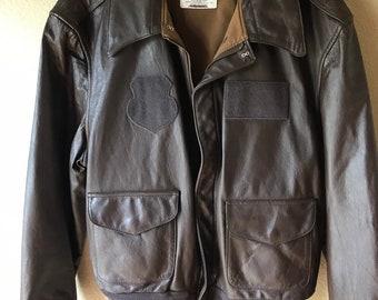25aea8d7e Type a 2 jacket | Etsy