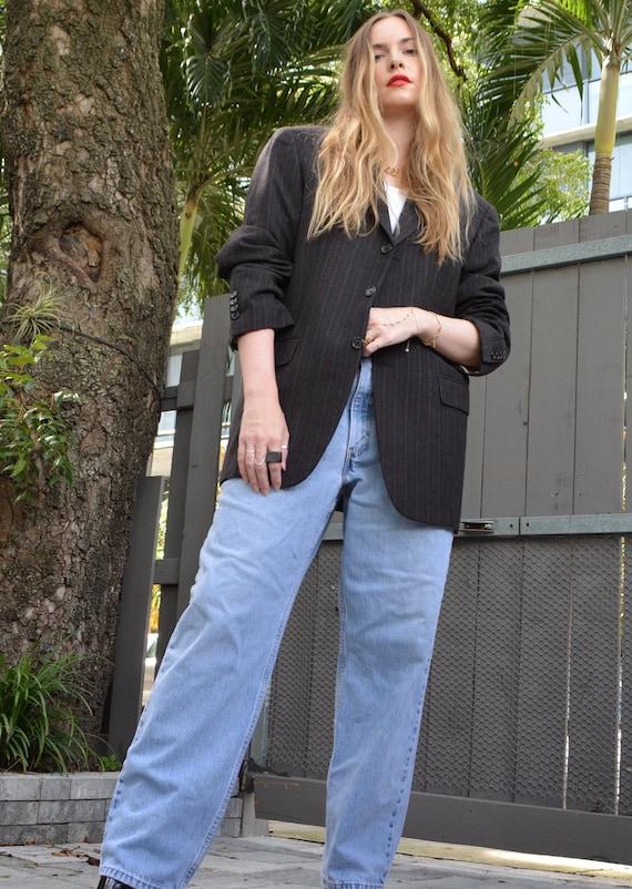 Vintage Prada blazer / vintage 90s prada blazer /… - image 8