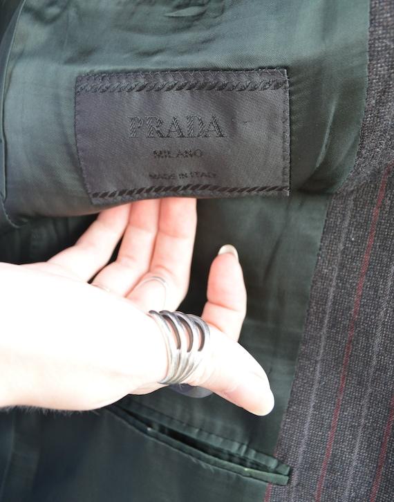 Vintage Prada blazer / vintage 90s prada blazer /… - image 6