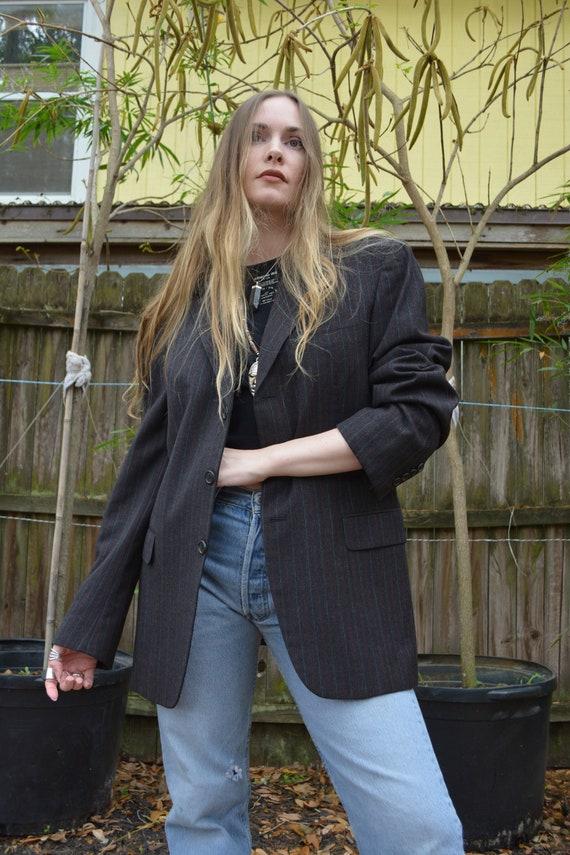 Vintage Prada blazer / vintage 90s prada blazer /… - image 2