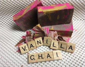 Soap - Sweet Vanilla Chai