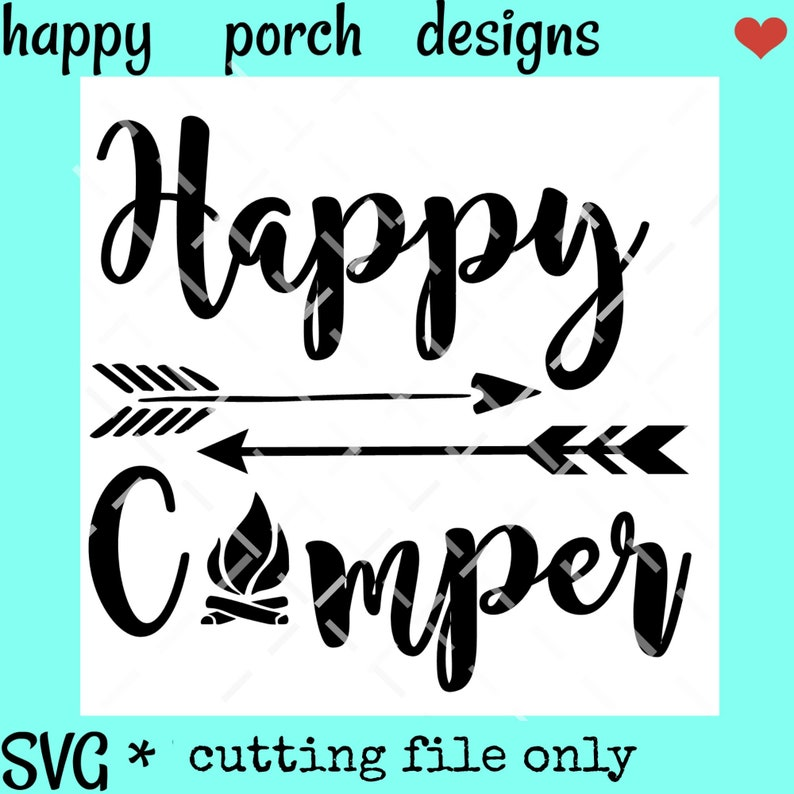 2274+ I Love Camping Svg Best Quality File