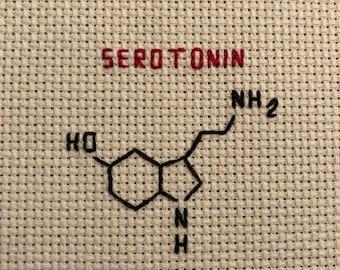 Chemical Structure Series: Serotonin, Dopamine, Caffeine