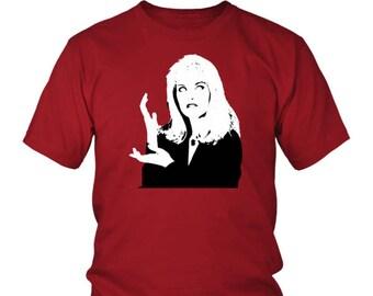 94e5b45f Laura Palmer Unisex T-Shirt - Meanwhile - Black Lodge - Twin Peaks