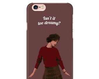 Twin Peaks iPhone Case - Audrey Horne - Isn't It Too Dreamy - Audrey's Dance
