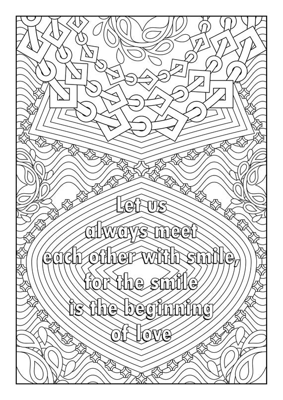 Inspiring Coloring Page Printable Etsy