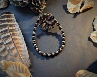 "Bracelet Homme ""WAKANPIS"" (Sioux)"