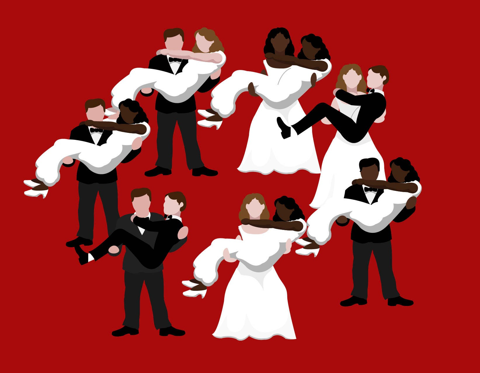 MARRIAGE CLIPART - Wedding clipart - marriage clip art, wedding ...