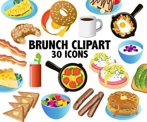 brunch clipart breakfast clipart brunch clip art food etsy branch clip art free brunch clip art invitation