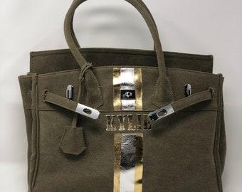 bc6e19a25ffc Custom Personalized Handbag