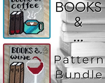 Crochet C2C Blanket Pattern | BOOKS & Lapghan Patterns Bundle | PDF instant download