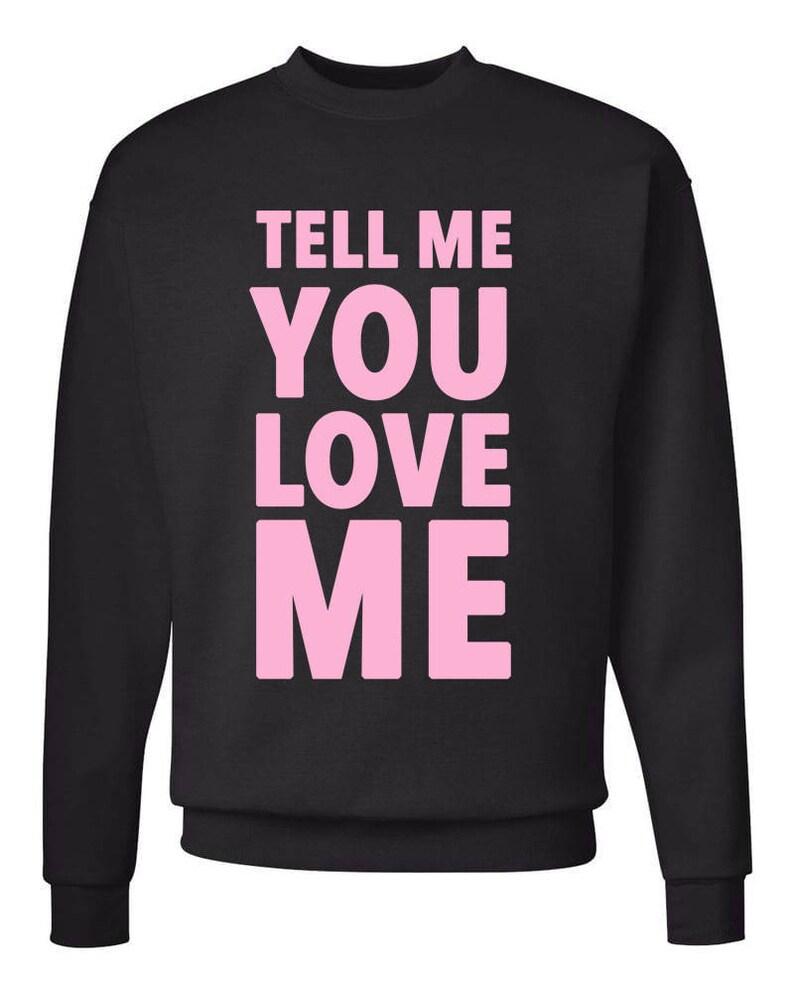 Demi lovato tell me you love me tour shirt
