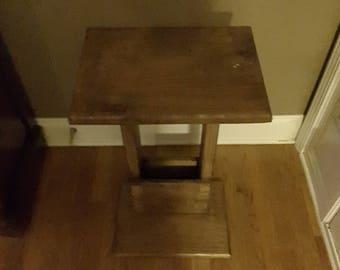 Sofa Chair Arm Rest Table