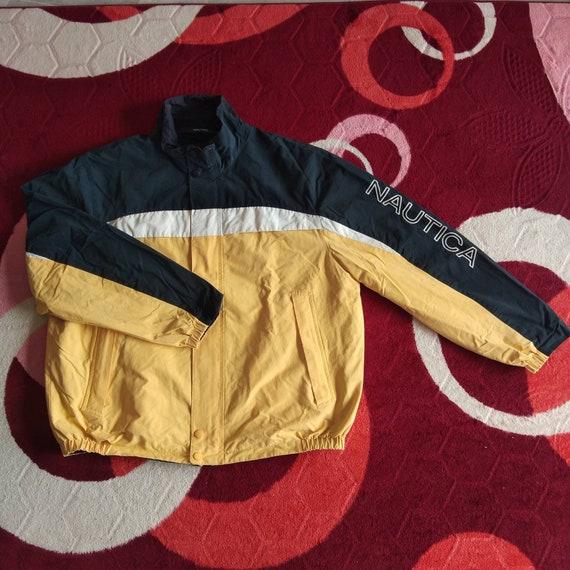 Nautica Reversible Rain Sailing Jacket