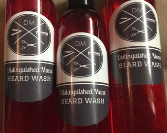 Distinguished Mane Beard Wash