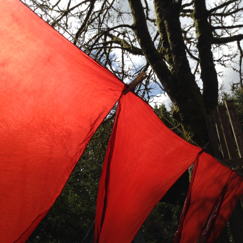 Red Tent Silk image 0