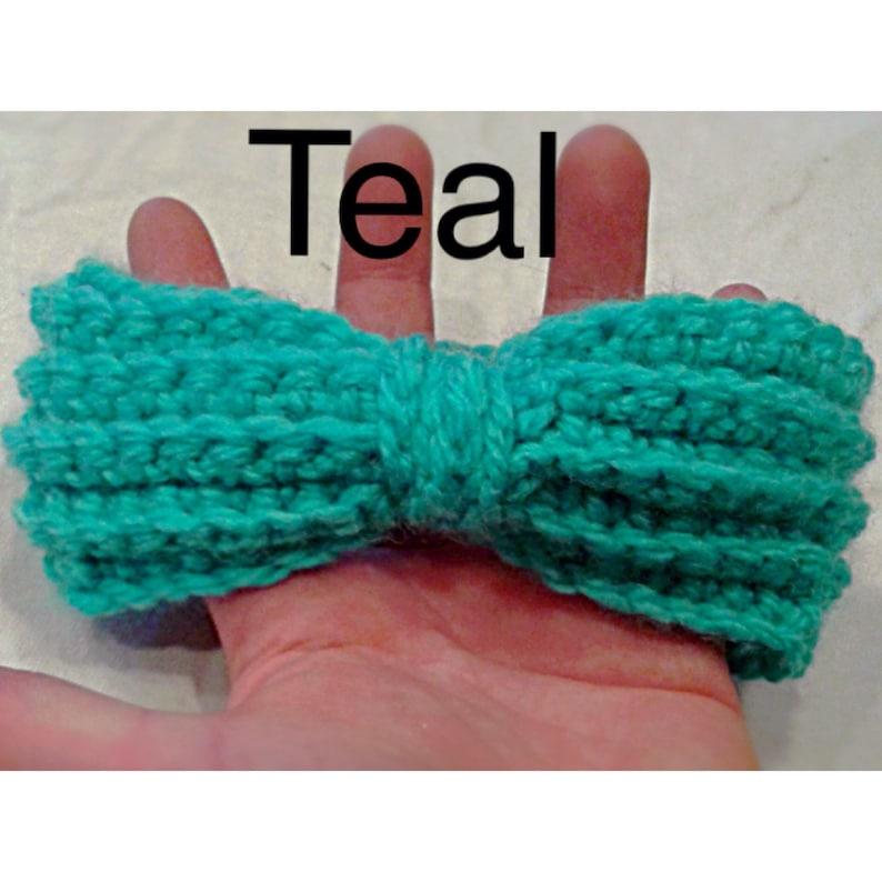 Ribbed Baby Headband Cozy Crochet Baby Earwarmer
