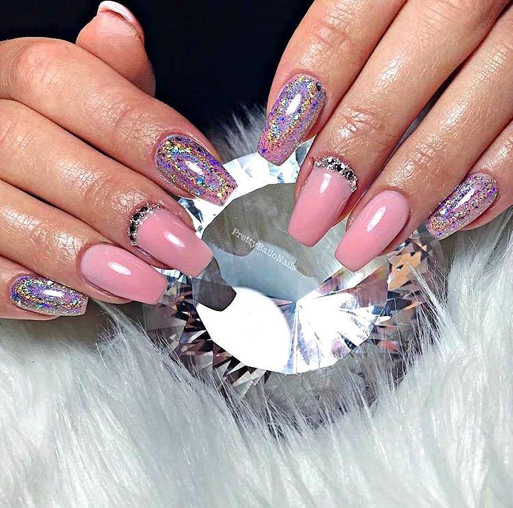 GALAXY Holographic Glitter Chrome Powder for Nail art - 2018 Nail ...