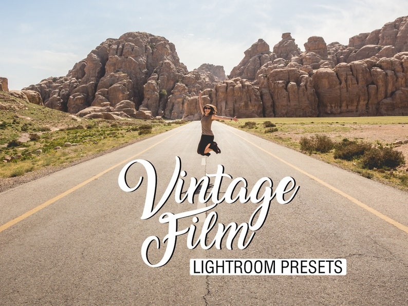 Vintage KODAK Film Lightroom Presets, Retro Film Lightroom Bundle, Modern  Portrait Presets, VSCO Photo Filter Preset, Kodak Porta Preset