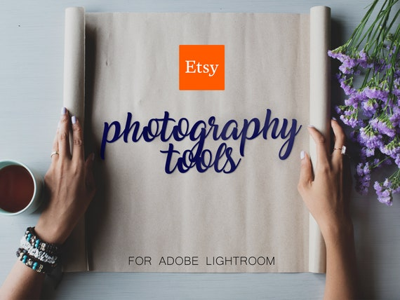 Product Photography Lightroom Preset, Etsy Photography Presets Tools,  Universal Preset for Lightroom, Etsy Listing Photos, LR Presets
