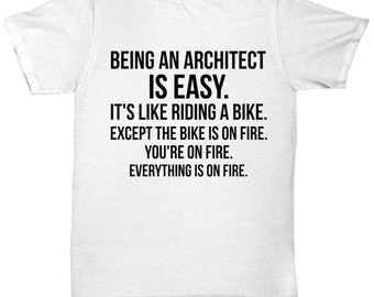 57d6e29d9 Architect Shirt, Architect Gift, Architect Graduate, Architecture Gift, Architecture  Shirt, Gift For Architect, Funny Architect, Architect