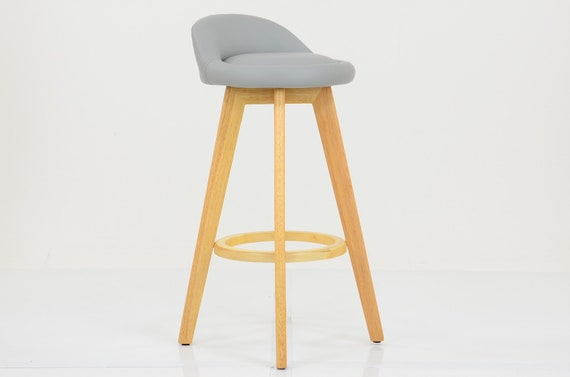Stupendous Athena Wooden Fixed Height Bar Stool Ocoug Best Dining Table And Chair Ideas Images Ocougorg