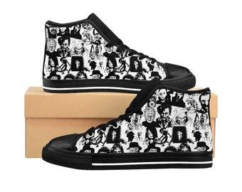 5bc7fa4affd4bf Mens HighTop Sneakers