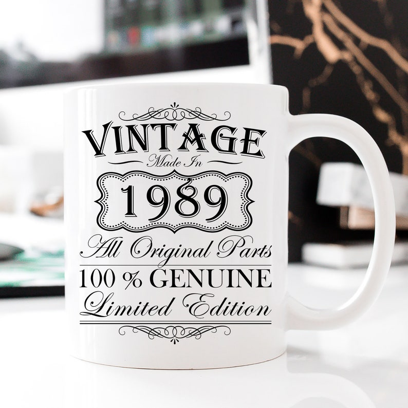 30th Birthday Mug Gift For Husband