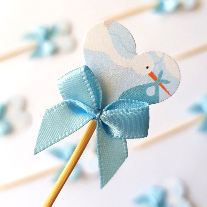 Decoration DIY Gifts Baby Shower Supplies Picks Cake Decor Cupcake Toppers