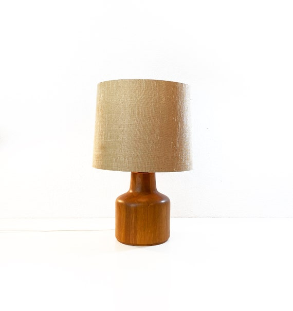 Danish Teak Table Lamp SALE 10/% OFF