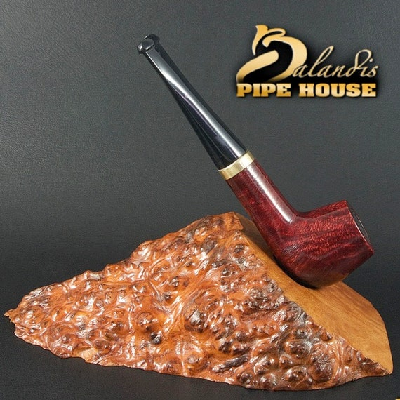 "Exclusive Balandis Original Briar Handmade Mini Smoking Pipe "" Huana "" Rubin"