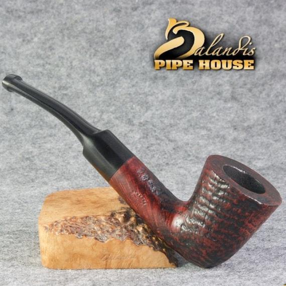 "BALANDIS Original Tobacco Smoking Pipe "" PASTORELLO "" ROSCO Handmade Briar Wood"