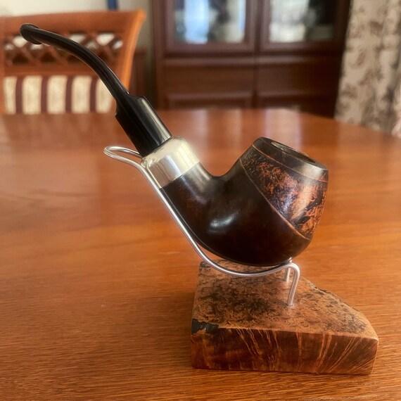 "Original BALANDIS Italian Briar Handmade Tobacco smoking pipe "" GIyan Ambrosio "" UNIQUE"