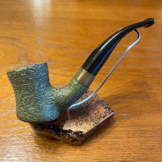 Original D.BALANDIS Briar wood Handmade Tobacco Smoking pipe CLESSIDRA Swampo