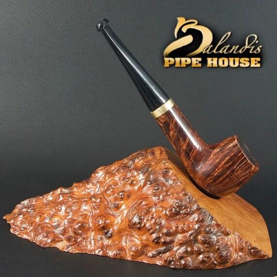 "Exclusive Balandis Original Briar Handmade Mini Smoking Pipe "" Huana "" Brunn"