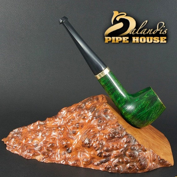 "Exclusive Balandis Original Briar Handmade Mini Smoking Pipe "" Huana "" Gran"
