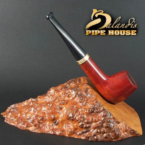 "Exclusive Balandis Original Briar Handmade Mini Smoking Pipe "" Huana "" Rossa"