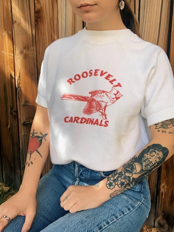 1960's Roosevelt Cardinals Sweatshirt
